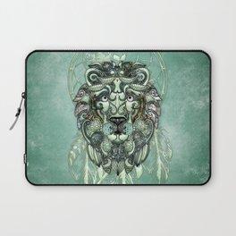 Awesome lion Laptop Sleeve