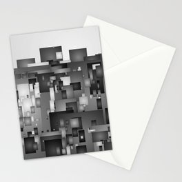 AbstractCity Stationery Cards