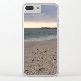 Sunset, Gasparilla Island Clear iPhone Case