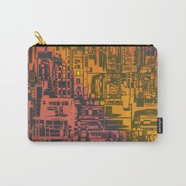 Where Are YOU / Density Series Carry-All Pouch