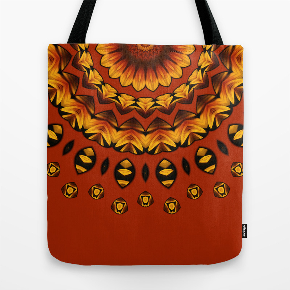 Etno Design 05 Tote Purse by Ludeksagilukac (TBG6462857) photo
