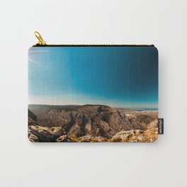 Sunny day in Val Rosandra Carry-All Pouch