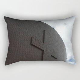 Church, Berkshires Rectangular Pillow