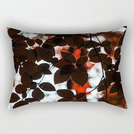 Fagus purpurea Rectangular Pillow