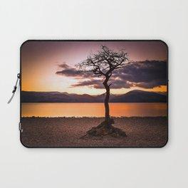Milarrochy Bay Tree Laptop Sleeve