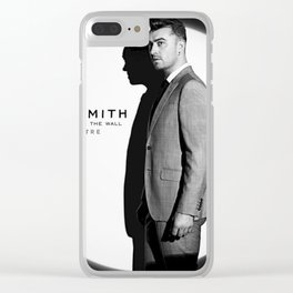 SAM SMITH TOUR 2019 PANDRIANI #PD55 Clear iPhone Case