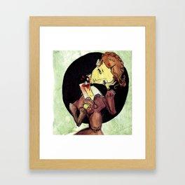 Mary Queen of Scotts Framed Art Print