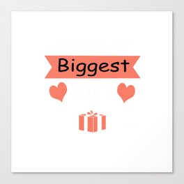 Wedding bachelor party marriage love gift Canvas Print