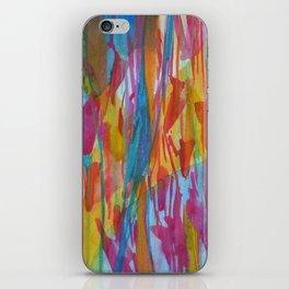 Petal Play iPhone Skin