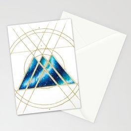 Nebula Warlock Sigil Stationery Cards
