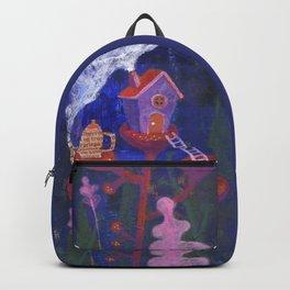 Little cabin Backpack