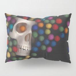Skull and felt 2 Pillow Sham