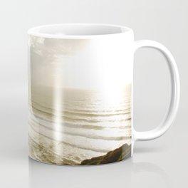 Nature photography. Barrika Beach, Basque Country. Spain. Coffee Mug
