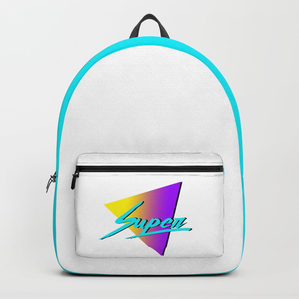 Super 80s Backpack by Melikeozmen