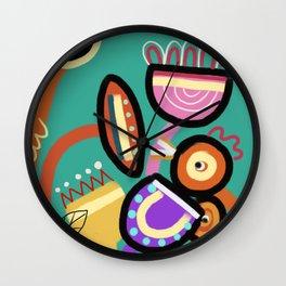 cip cip Wall Clock