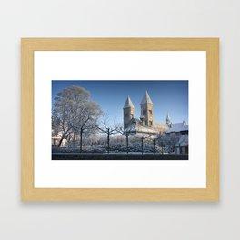 Viborg Cathedral Framed Art Print