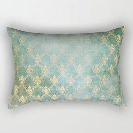 Damask Vintage Pattern 02 Rectangular Pillow