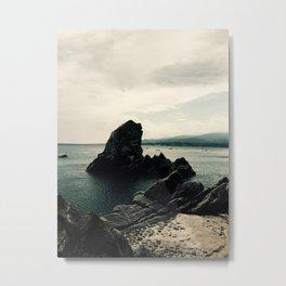 The Rock, Italy Metal Print