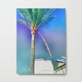 Palm Tree Majorca Metal Print