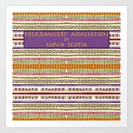 Folkdancers' Association of Nova Scotia Art Print