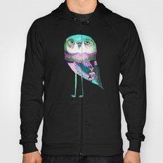Owl Print Hoody