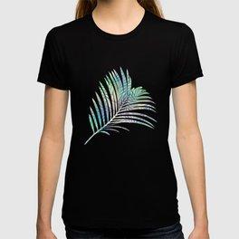 Palm Leaf Pattern T-shirt