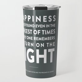 Light - Quotable Series Travel Mug