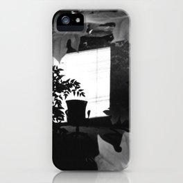 Intrusion iPhone Case