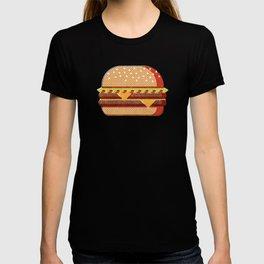 FAST FOOD / Burger T-shirt