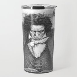 Beethoven Travel Mug