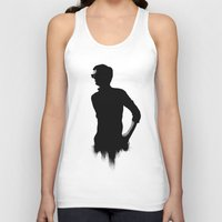 shadow Tank Tops featuring SHADOW by Amanda Mocci