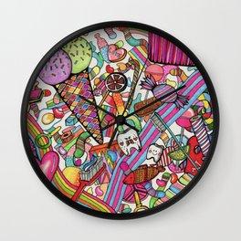 Tooth Fairy Wall Clock