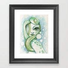 Voice Of The Sea Framed Art Print