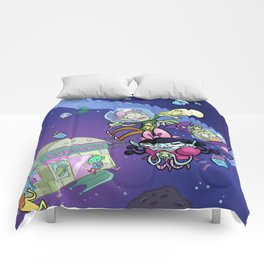 Luna the Vampire - Snack time! Comforters