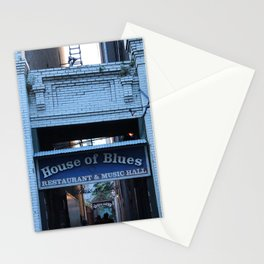 Hall of House of Blues Stationery Cards