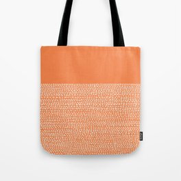 Riverside - Celosia Orange Tote Bag