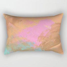 Abstract 842 Rectangular Pillow