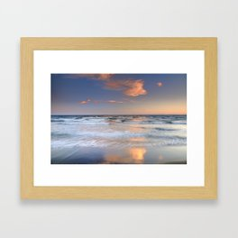 Reflejos ..... Summer dreams Framed Art Print
