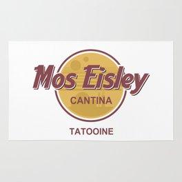 Star - Mos Eisley Cantina Tatooine - Wars Rug