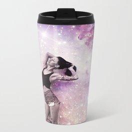 Intergalactic Metal Travel Mug
