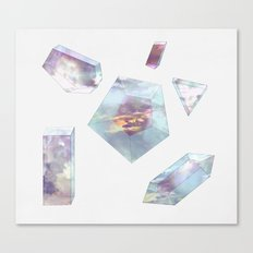 Refract for Atmosphere Canvas Print