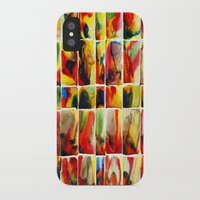 quilt iPhone & iPod Cases featuring Quilt by Jose Luis