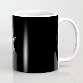 Hey I like your style   [black & white] Coffee Mug