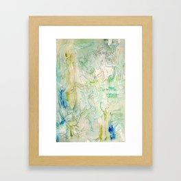 Hide (part one of three) Framed Art Print
