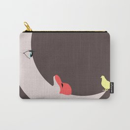 Moon love Carry-All Pouch