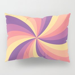 Candy Swirl Pillow Sham