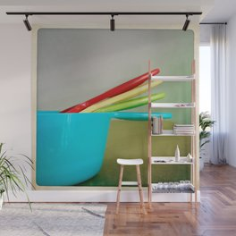 A Measure of Color Wall Mural