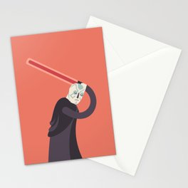 SIDE BY SIDE - DARK SIDE Stationery Cards