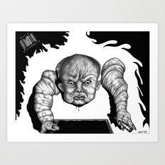 Kuats Art Print