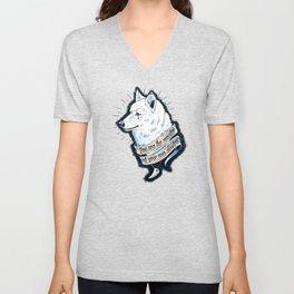Wolf Protector Unisex V-Neck